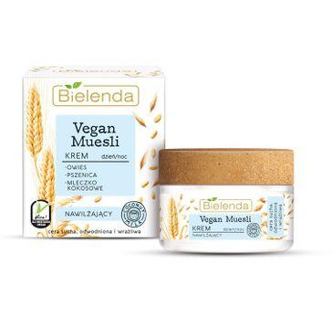 Bielenda Vegan Muesli – krem nawilżający na dzień i na noc (50 ml)