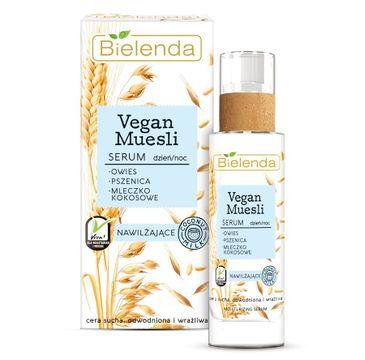 Bielenda Vegan Muesli – serum nawilżające do twarzy (30 ml)