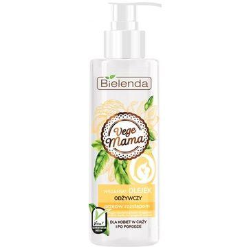 Bielenda – Vege Mama Wegański olejek odżywczy przeciw rozstępom (200 ml)