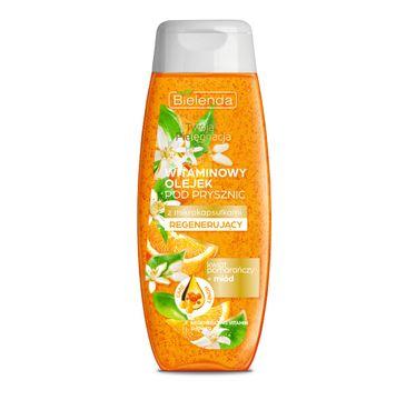 Bielenda Twoja Pielęgnacja - witaminowy olejek pod prysznic regenerujący (440 g)