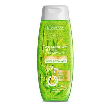 Bielenda Twoja Pielęgnacja - witaminowy olejek pod prysznic wygładzający (440 g)