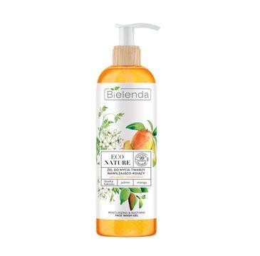 Bielenda 鈥� 呕el do mycia twarzy 艢liwka Eco Nature (200 g)