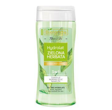 Bielenda Zielona Herbata - hydrolat do cery mieszanej 3w1 (200 ml)