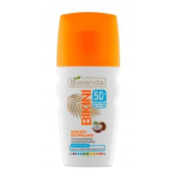 Bielenda – Bikini Mleczko do opalania SPF50 kokosowe (150 ml)