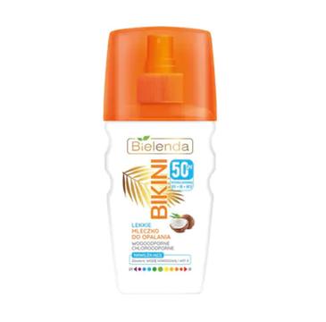 Bielenda – Bikini Mleczko SPF50 kokosowe w sprayu (150 ml)