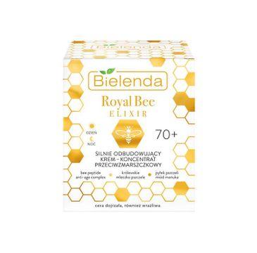Bielenda – Krem przeciwzmarszczkowy 70+ Royal Bee (30 ml)