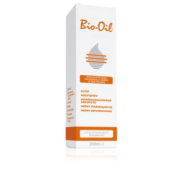 Bio-Oil olejek na blizny specjalistyczna pielęgnacja skóry 200 ml