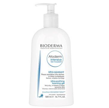 Bioderma Atoderm Intensive Gel Moussant natłuszczająco-oczyszczający żel do ciała (500 ml)
