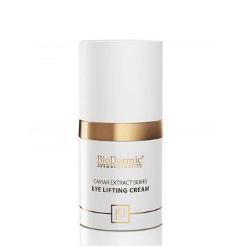 BioDermic Caviar Extract Series Eye Lifting Cream - krem pod oczy z ekstraktem z kawioru (15 ml)