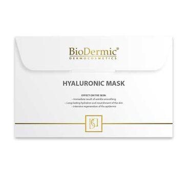 Biodermic – Hialuronowa Maska do twarzy (1 szt.)