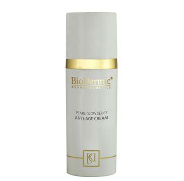 BioDermic Pearl Glow Series Anti-Age Cream krem przeciwstarzeniowy zekstraktem z pereł 50ml