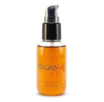 BIOELIXIRE Argan Oil For Hair regeneracyjne serum do włosów z olejkiem arganowym 50ml