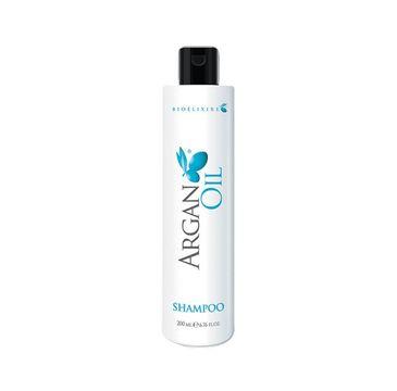 BIOELIXIRE Argan Oil Shampoo szampon do włosów z olejkiem arganowym 200ml