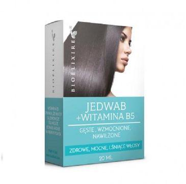 BIOELIXIRE Silk+Vitamin B5 wzmacniajÄ…cy olejek z witaminÄ… B5 20ml