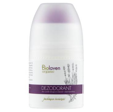 Biolaven Dezodorant w kulce (50 ml)