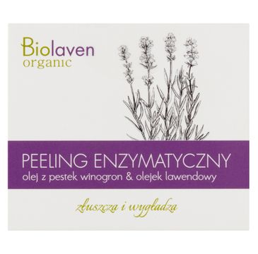 Biolaven Peeling enzymatyczny do twarzy (45 ml)