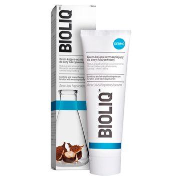 Bioliq – Dermo krem kojąco-wzmacniający do cery naczynkowej (50 ml)