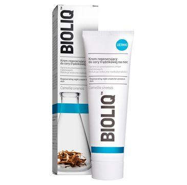 Bioliq – Dermo krem regenerujący do cery trądzikowej na noc (50 ml)