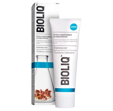Bioliq Dermo krem rozjaÅ›niajÄ…cy przebarwienia (50 ml)
