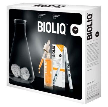 Bioliq – Pro zestaw intensywne serum rewitalizujące 30ml + intensywne serum wypełniające 2ml (1 szt.)