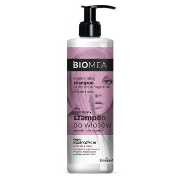 Biomea – Szampon regenerujący do włosów suchych i zniszczonych (400 ml)