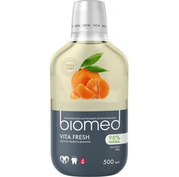 Biomed – Płyn do płukania jamy ustnej Citrus Fresh (500 ml)