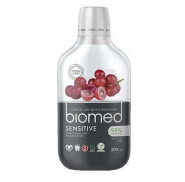 Biomed – Płyn do płukania jamy ustnej Sensitive (500 ml)