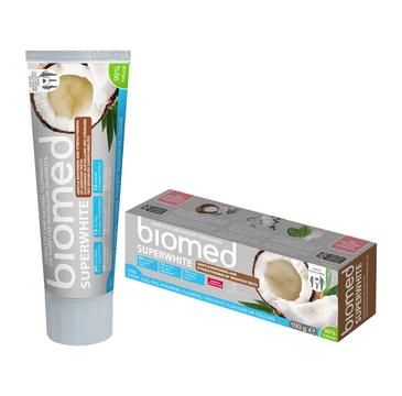 Biomed Superwhite Toothpaste wybielająca pasta do zębów (100 g)