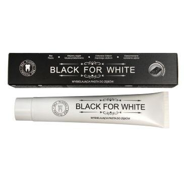 Biomika – Black for White Pasta do zębów wybielająca bez fluoru 75 ml