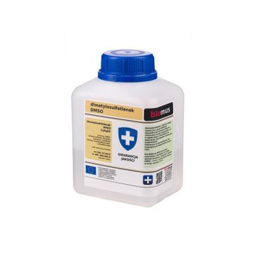 Biomus DMSO Diemetylosfotlenek czysty 500ml