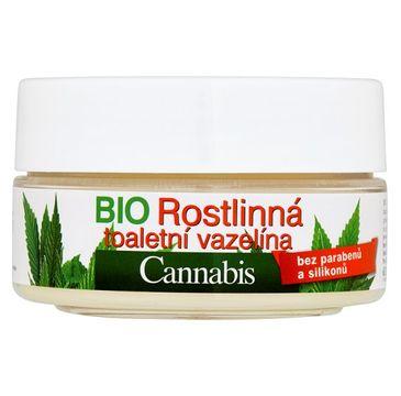Bione Cosmetics Bio Cannabis naturalna roślinna wazelina 155ml