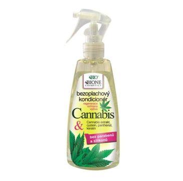 Bione Cosmetics Bio Cannabis odżywka do włosów bez spłukiwania 260ml