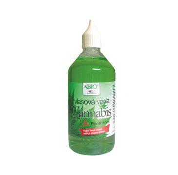 Bione Cosmetics Bio Cannabis woda do pielęgnacji włosów z pantenolem 215ml