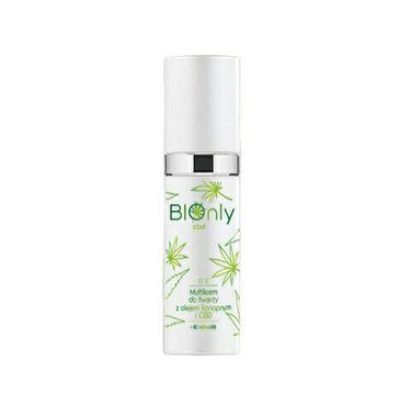 BIOnly Cbd Multikrem do twarzy z olejkiem konopnym (50 ml)