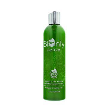BIOnly – Nature Szampon do włosów przetłuszczających się (300 ml)