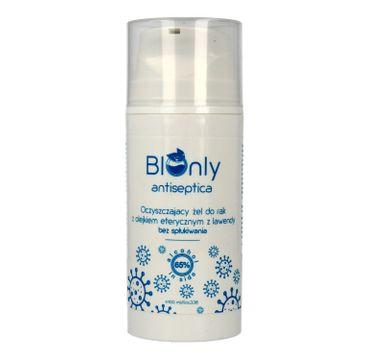 BIOnly – Oczyszczający żel do rąk z lawendą (50 ml)