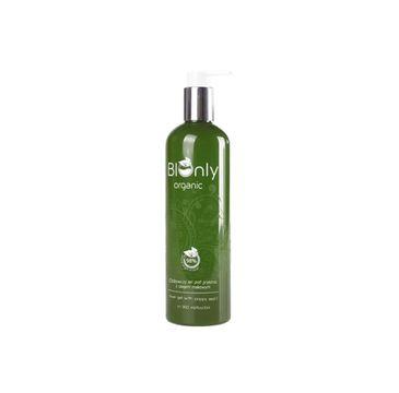 BIOnly – Organic Żel pod Prysznic Odżywczy z Olejem Makowym (300 ml)