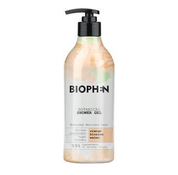 Biophen – Botanical Shower Gel żel pod prysznic Orange Blosson Water (400 ml)