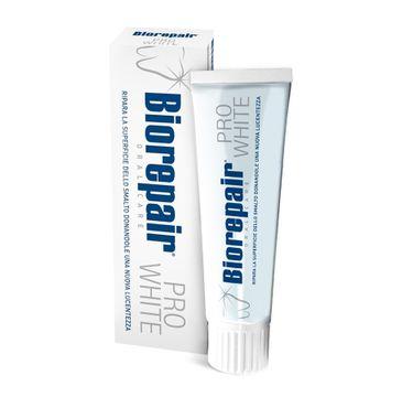 Biorepair Oral Care  Pro White pasta do zębów wybielająca 75 ml