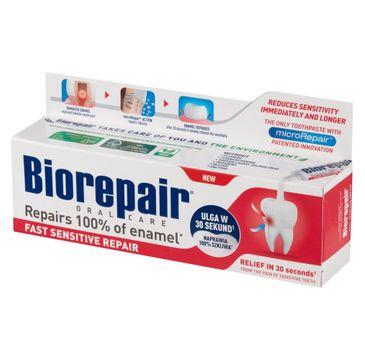 Biorepair Pasta do zębów Wrażliwe Zęby (75 ml)