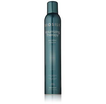 BioSilk Volumizing Therapy Styling Hair Spray silny lakier do włosów zwiększający objętość 340g
