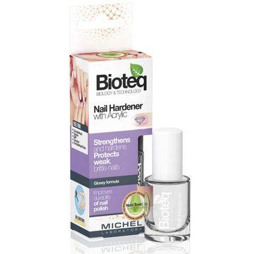 Bioteq Nail Hardener With Acrylic akrylowy utwardzacz do paznokci 10ml