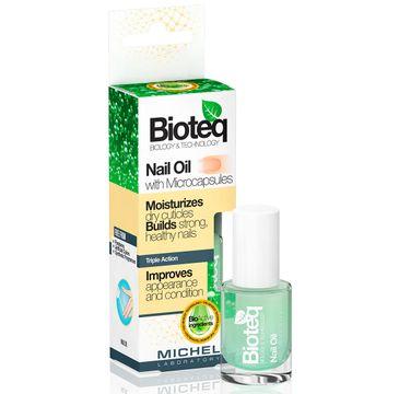 Bioteq Nail Oil With Microcapsules olejek do paznokci z mikrokapsułkami 10ml