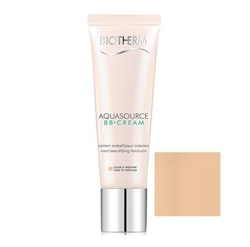 Biotherm Acquasource BB Cream Krem koloryzujÄ…cy do twarzy Cream Medium 30ml