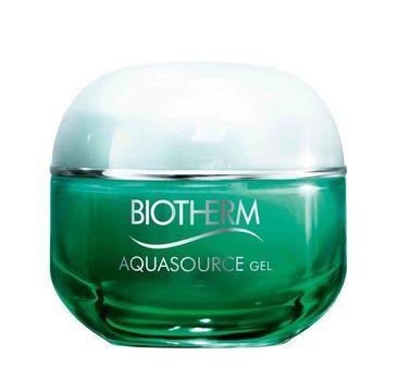 Biotherm Aquasource Regenerating-Moisturizing Gel regenerująco-nawilżający żel do skóry normalnej i mieszanej 50ml