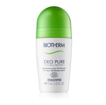 Biotherm Deo Pure Bio Natural Protect Naturalny dezodorant w kulce (75ml)