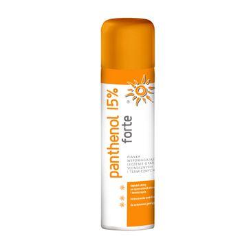 Biovena Panthenol 15% Forte pianka na oparzenia słoneczne (150 ml)