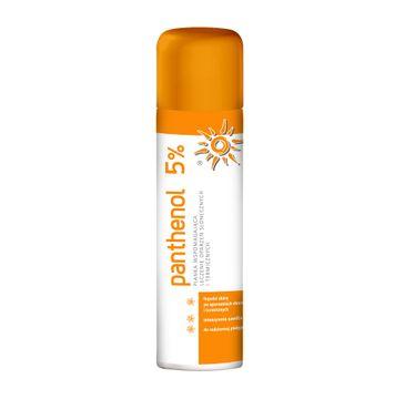 Biovena Panthenol 5% pianka na oparzenia słoneczne (150 ml)