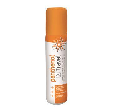 Biovena Panthenol Travel pianka na oparzenia słoneczne (90 ml)