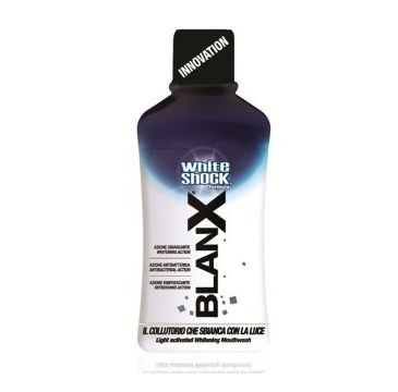 Blanx – White Shock Płyn do płukania jamy ustnej (500 ml)